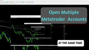 Open multiple Metatrader accounts at the same time